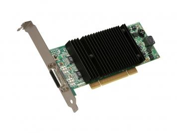 Видеокарта Matrox P69-MDDE256LAUF 256Mb PCI-E16x GDDR2