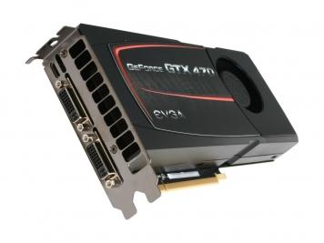 Видеокарта EVGA 012-P3-1470-TR 1280Mb PCI-E16x GDDR5