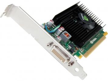 Видеокарта PNY VCNVS315DVIBLK-1 1Gb PCI-E16x GDDR3