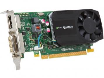 Видеокарта HP VCQK620BLK-1 2Gb PCI-E16x GDDR3