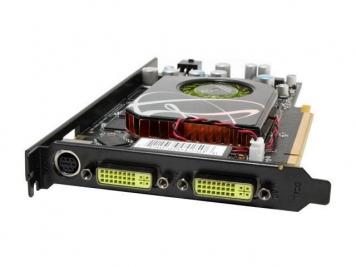 Видеокарта XFX PV-T71G-UCFR 256Mb PCI-E16x GDDR3