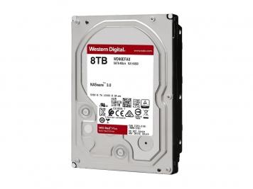 """Жесткий диск Western Digital WD80EFAX 8Tb 5400 SATAIII 3.5"""" HDD"""