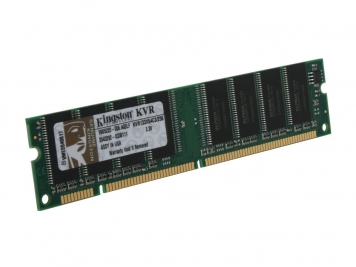 Оперативная память Kingston KVR133X64C3/256 SDRAM 256Mb