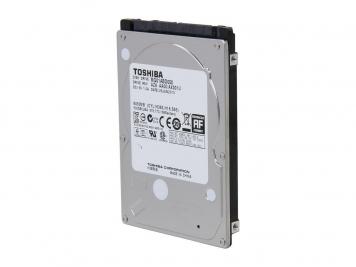 "Жесткий диск Toshiba MQ01ABD050 500Gb 5400 SATAII 2,5"" HDD"