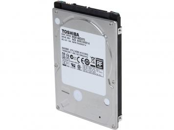 "Жесткий диск Toshiba MQ01ABD075 750Gb 5400 SATAII 2,5"" HDD"