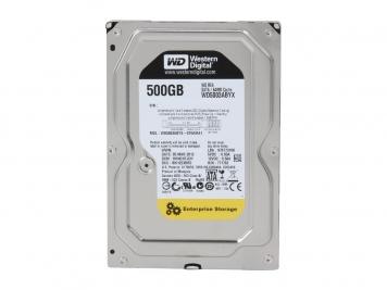 """Жесткий диск Western Digital WD5003ABYX 500Gb  SATAII 3,5"""" HDD"""