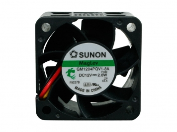 Вентилятор Sunon GM1204PQV1-8A 12v 40x40x28mm