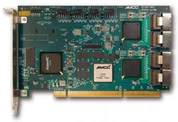 Контроллер 3Ware 9650SE-16ML PCI-E8x 256Mb