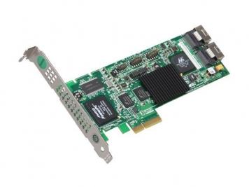 Контроллер 3Ware 9650SE-8LPML PCI-E4x 256Mb