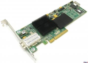 Контроллер 3Ware 9690SA-4I4E PCI-E8x 512Mb
