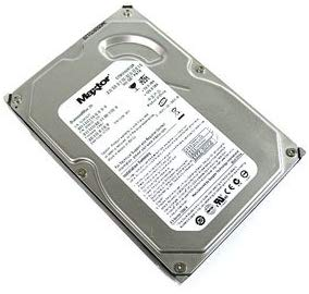 """Жесткий диск Maxtor STM3160212A 160Gb IDE 3,5"""" HDD"""