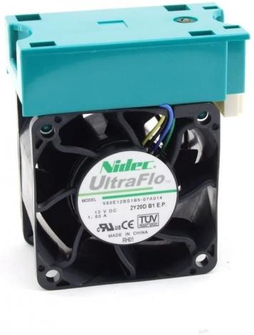Вентилятор Nidec V60E12BS1B5-07A014 12v 60x60x38mm