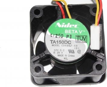 Вентилятор IBM C34957-58 12v 40x40x28mm