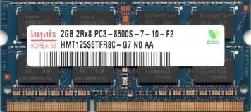 Оперативная память Hynix HMT125S6TFR8C-G7 DDRIII 2048Mb