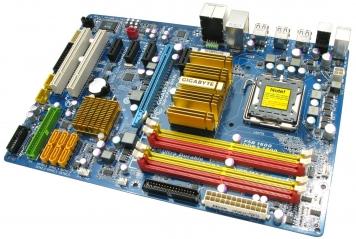 Материнская плата Gigabyte GA-EP45-DS3L Socket 775