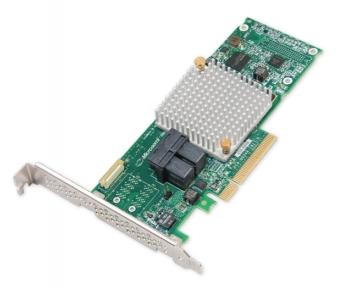 Контроллер Adaptec 2294001-R PCI-E8x 512Mb