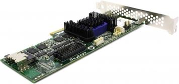 Контроллер Adaptec ASR-6405 PCI-E8x 512Mb