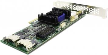 Контроллер Adaptec ASR-6805 PCI-E8x 512Mb