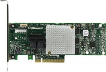 Контроллер Adaptec ASR-8805E PCI-E8x 512Mb