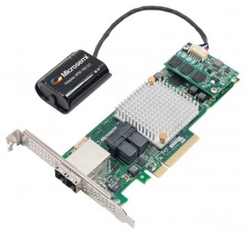 Контроллер Adaptec ASR-8885Q AGP 1Gb