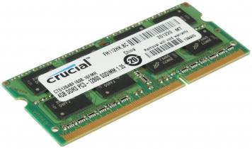 Оперативная память Crucial CT51264BF160B DDRIII 4Gb