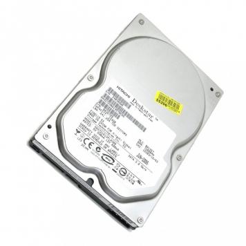 """Жесткий диск Hitachi HDS721680PLAT80 82Gb 7200 IDE 3.5"""" HDD"""