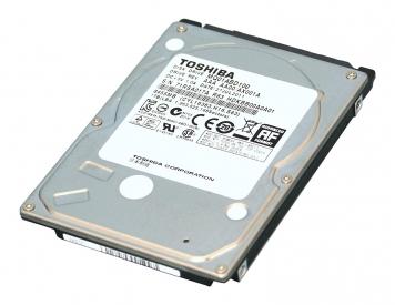 """Жесткий диск Toshiba MK3259GSXP 320Gb 5400 SATAII 2,5"""" HDD"""