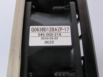 Блок Вентиляторов EMC G0638D12BAZP-17