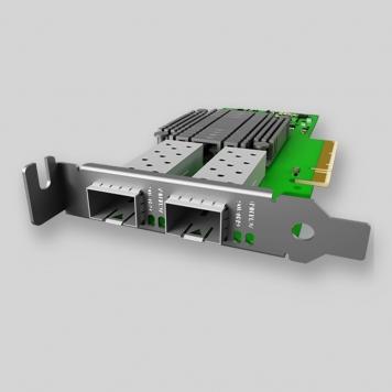 Сетевой Адаптер Emulex OCE14102-NM AGP 10Gb