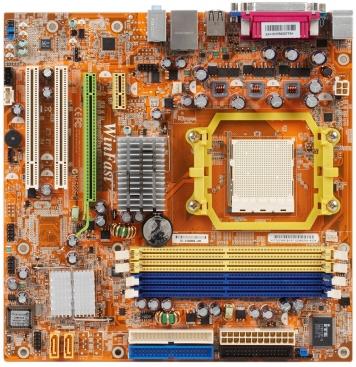 Материнская плата Foxconn 6100M2MA-RS2H Socket AM2