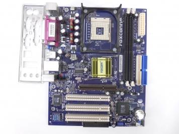 Материнская плата Foxconn 661FX4MR-ES Socket 478
