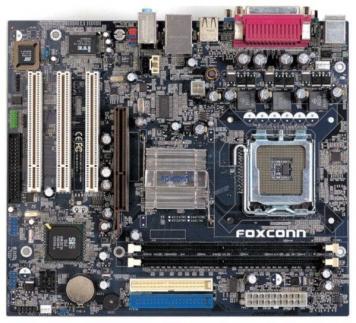 Материнская плата Foxconn 661FX7MI-RS Socket 775