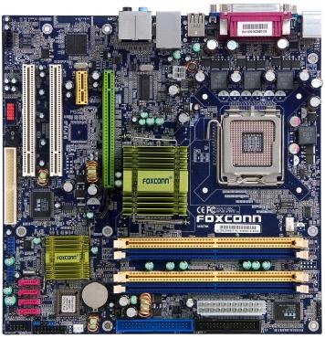 Материнская плата Foxconn 945G7MA-8EKRS2 Socket 775