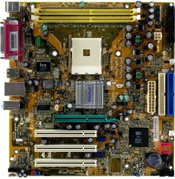 Материнская плата Foxconn K8S755M-6LRS Socket 754
