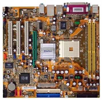 Материнская плата Foxconn K8S760MG-6LRS Socket 754
