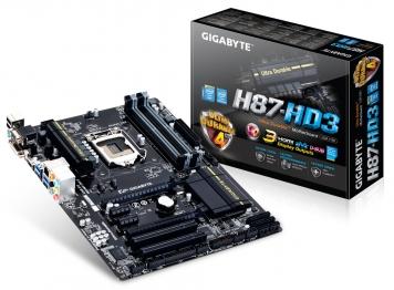 Материнская плата Gigabyte GA-H87-HD3 Socket 1150