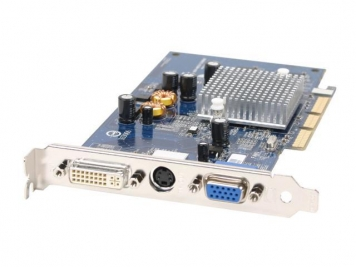 Видеокарта Gigabyte GV-N52128DE 128Mb AGP8x
