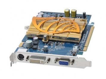 Видеокарта Gigabyte GV-NX66T128VP 128Mb PCI-E16x GDDR3