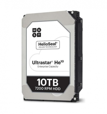 "Жесткий диск HGST 0F27504 10Tb 7200 SATAIII 3,5"" HDD"