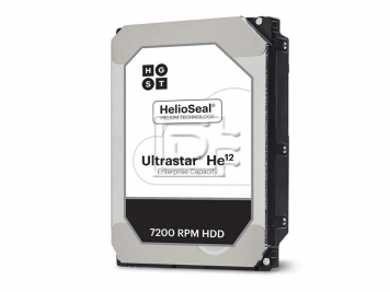"Жесткий диск HGST 0F29590 12Tb 7200 SATAIII 3,5"" HDD"