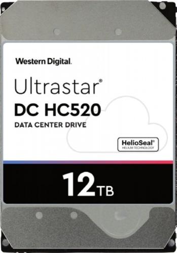 "Жесткий диск HGST 0F29592 12Tb 7200 SATAIII 3,5"" HDD"