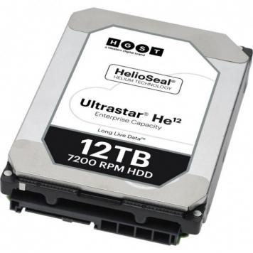 "Жесткий диск HGST 0F30146 12Tb 7200 SATAIII 3,5"" HDD"