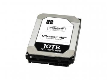 "Жесткий диск HGST HUH721010ALE601 10Tb 7200 SATAIII 3,5"" HDD"