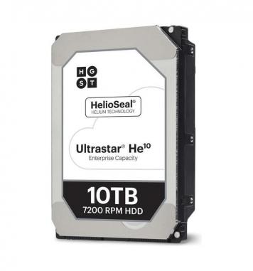 "Жесткий диск HGST HUH721010ALN604 10Tb 7200 SATAIII 3,5"" HDD"