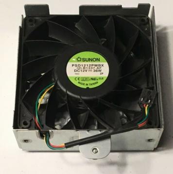 Вентилятор HP 367637-001 12v 120x120x38mm  5300