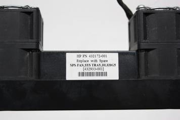Блок Вентиляторов HP 432933-001 12v 40x40x48mm