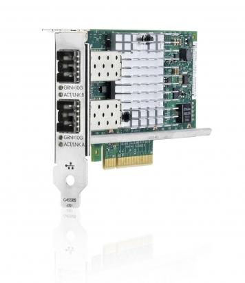 Сетевой Адаптер HP 560SFP+ AGP 10Gb