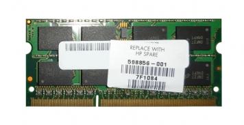 Оперативная память HP 598856-001 DDRIII 2Gb