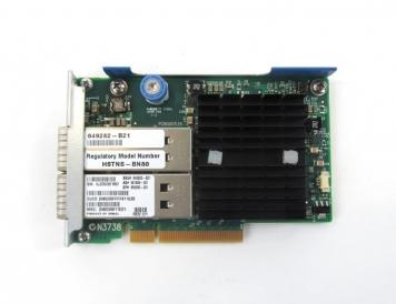Сетевой Адаптер HP 656090-001 PCI-E8x 40Gb
