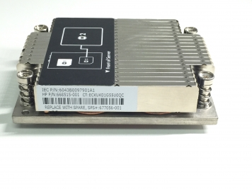 Радиатор HP 668515-001 2011